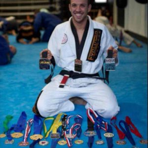 Mike Russell BJJ Essex Instructor