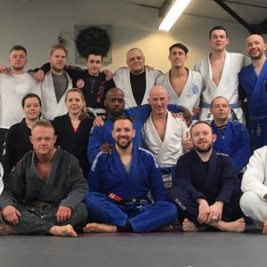 BJJ Essex Team Photo