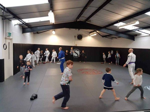 BJJ-Kids-Jiu-Jitsu-Essex-Action