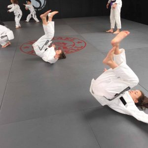 BJJ Kids Jiu-Jitsu Essex Action