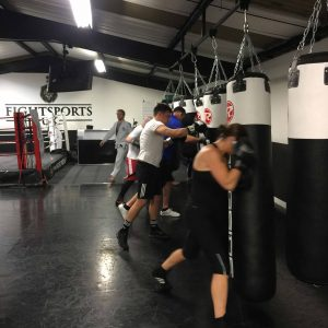 Boxing-bag-work-FightSportsUK