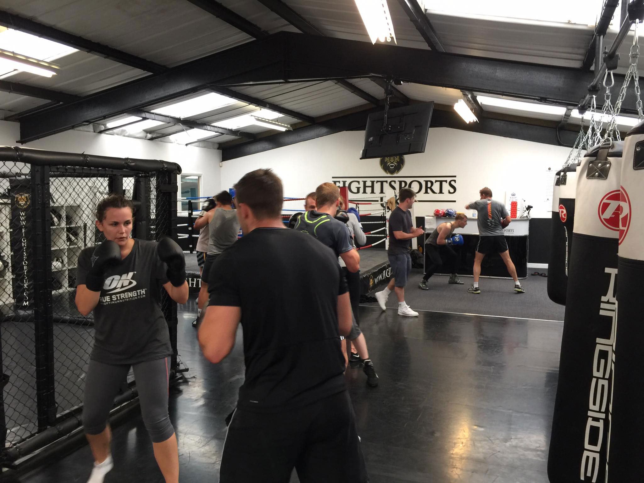 Boxing Gym In Harlow Teaching Boxing In Essex Fightsportsuk