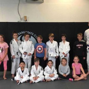 Jiu-Jitsu Kids Team photo