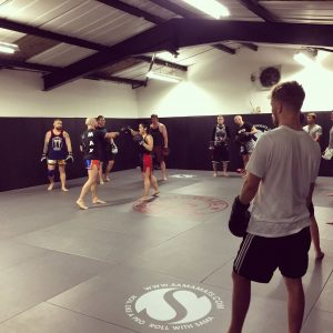 FightSports Muay Thai Essex Students