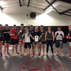 Jai Dee-Muay Thai Essex Team