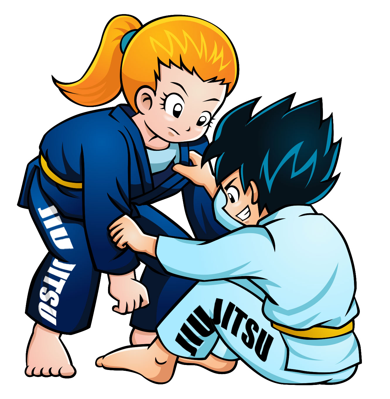 Brazilian Jiu-Jitsu for Children