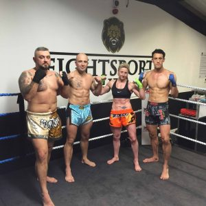 Muay Thai Essex Fighters