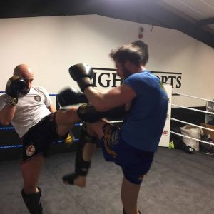 Muay Thai Essex training