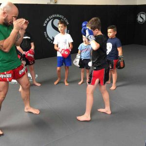 Muay Thai Kids Class in Essex