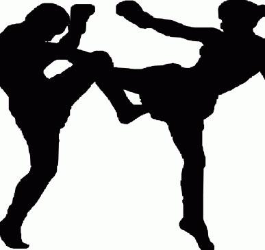 Muay Thai Sparring