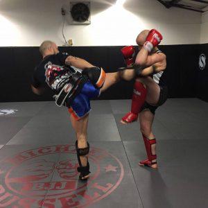 Muay-Thai-essex-sparring
