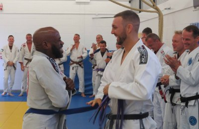 OdysseyBJJ – a long, exciting journey