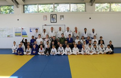 Odyssey BJJ Youth Squad grading and team day